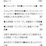 読まれたブログ内容ランキング◆ベスト10