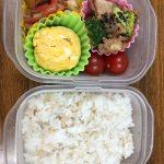 今日のお弁当シリーズ◆20日目◆