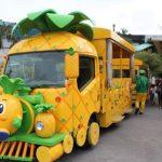 2-2ナゴパイナップルパーク◆0歳児と行く沖縄旅行(2日目)◆2018年5月20日(日)