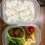 今日のお弁当シリーズ◆31日目◆